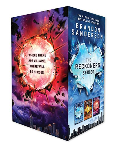 The Reckoners Series Boxed Set Cover Image