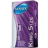 MANIX King Size 1er Pack(1 x 12 Stück) preisvergleich bei billige-tabletten.eu