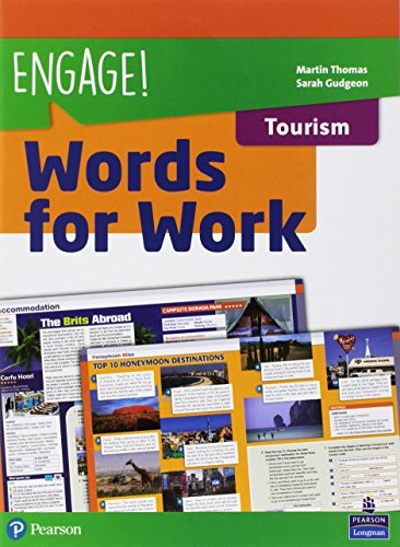 Engage! Compact. Words for work. Tourism. Per gli Ist. tecnici e professionali. Con espansione online