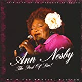 Ann Nesby the Best of Live Cd / Dvd Limited Edition