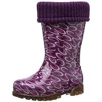 Toughees Kids Fleece-line Wellingtons Boot
