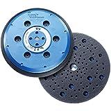 Bosch F03E003E0C Stützteller SIA für Exzenterschleifer Ø150mm in blau
