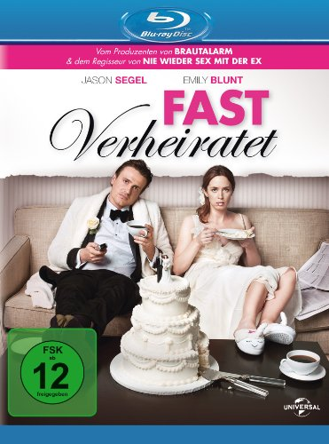 Fast verheiratet (+ Digit. Copy Disc) [Blu-ray]