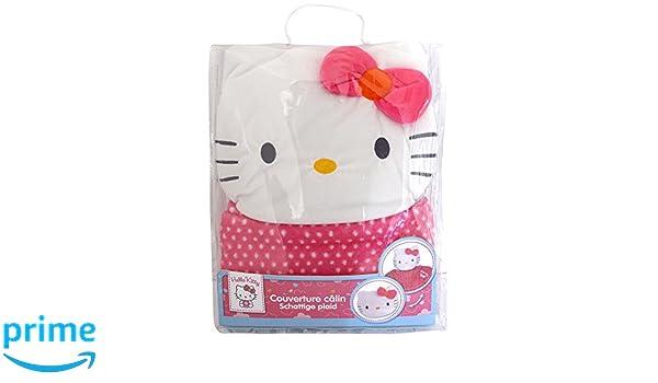 Câlin Hello 022878 Couverture Kitty Tonic Jemini Baby LqUGVpMzS
