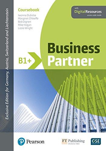Business Partner B1+ Coursebook w/ Digital Resources (ELT Business & Vocational English)