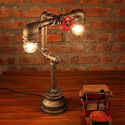 Shopping- Retro Bar Cafe industria de la plomería decorativa lámparas de iluminación de la lámpara de la personalidad creativa