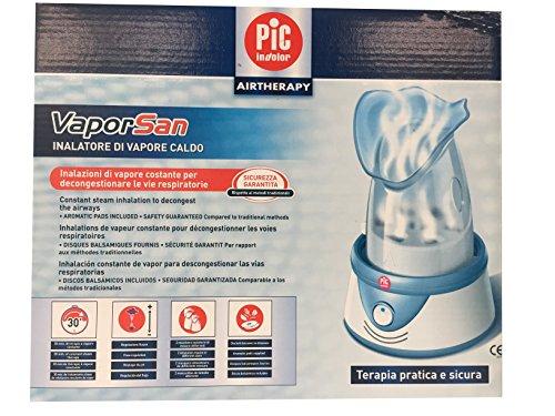 Preisvergleich Produktbild PIC VAPORSAN INALATORE VAPORE CALDO