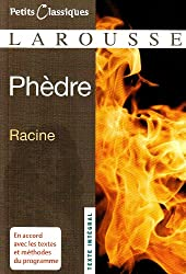 Phèdre (Petits Classiques Larousse)