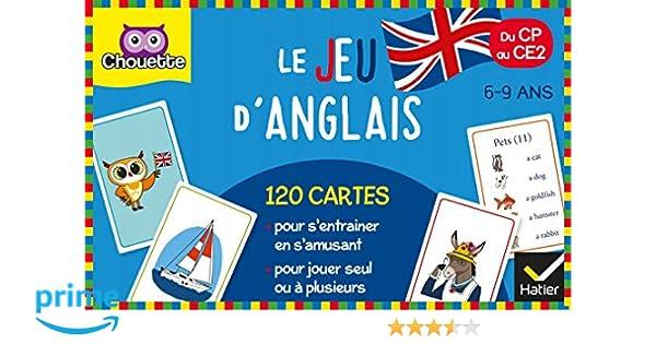 3665000fe444c Amazon.fr - Le jeu d'anglais CP-CE2 - Laurent Héron - Livres