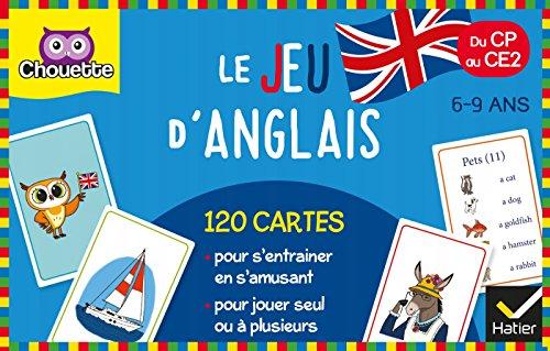 Jeu de cartes Anglais par Laurent Héron