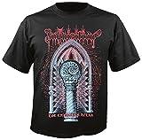 INQUISITION - The Empyrean Altar - T-Shirt Größe XXL