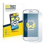 BROTECT Protector Pantalla para Samsung Galaxy Ace 4 SM-G357 (3G) Protector Transparente Anti-Huellas Compatible con Samsung Galaxy Ace 4 SM-G357 (3G) (2 Unidades)