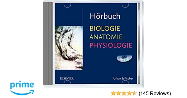 Hörbuch Biologie Anatomie Physiologie: Amazon.de: Nicole Menche ...