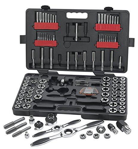 Kd Tools Gearwrench Set (GearWrench 82812Teelichthalter 114Stück groß Kombination Tippen und sterben Set)