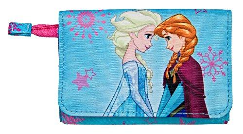 Undercover Geldbörse, Disney Frozen, Circa 8 x 12 x 2 Münzbörse, 12 cm, Pink Disney-frozen-geldbörse