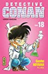 D�tective Conan - Tome 18