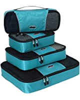 eBags Packing Cubes - 4pc Classic Plus Set