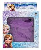 P:OS Handels GmbH 28251 Backform Disney Frozen ELSA, ca. 23 x 26 x 5 cm groß, 100% lebensmittelechtes Platin-Silikon, hitze-und kältebeständig von 230° bis-60°C, bunt