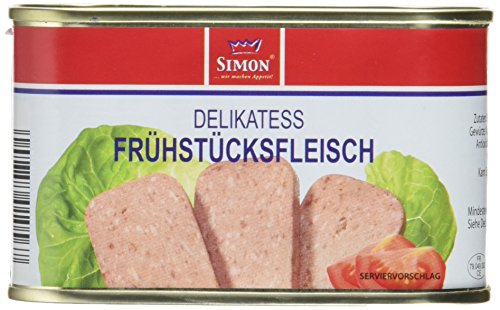 Simon Delikatess Frühstücksfleisch, 200 g