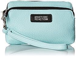 Kenneth Cole Zip Drive Women's Handbag (Robin) (153624/P14)