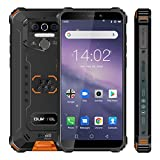 OUKITEL WP5 Rugged Smartphone in Offerta, Batteria 8000mAh, Display 5.5 Pollici, Quad-core 3GB +32GB Telefonia Cellulare, IP68 Impermeabile Antiurto, Triple-Camera, Android 9.0, Dual SIM/OTG/GPS