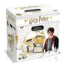 Winning Moves Gioco da Viaggio-Trivial Pursuit Harry Potter Bite Size, 037877