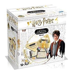 Winning Moves- Juego de Viaje Pursuit Harry Potter Bite Size, 037877
