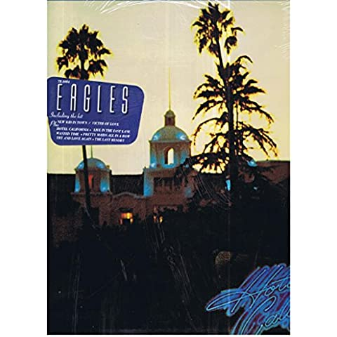 Eagles - Hotel California - Asylum Records - AS 53051
