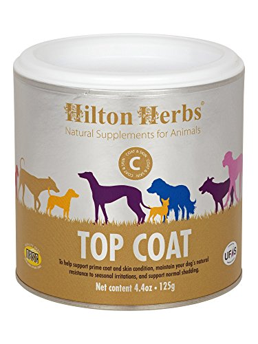 Hilton Herbs Top Coat Blended Dry Herbal Mix 125 g