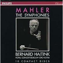MAHLER: The Symphonies / Royal Concertgebouw Orchestra, Haitink