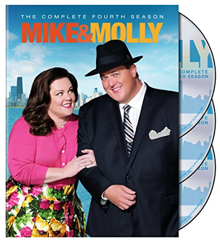 Mike & Molly: The Complete Fourth Season [DVD] [Import]