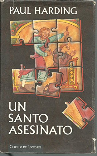 Un santo asesinato : un terrible misterio protagonizado por Fray Athelstan