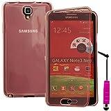Funda de silicona tipo cartera con tapa para Samsung Galaxy Note 3 Neo Duos 3 g, LTE SM-N750 SM-N7505 SM-N7502