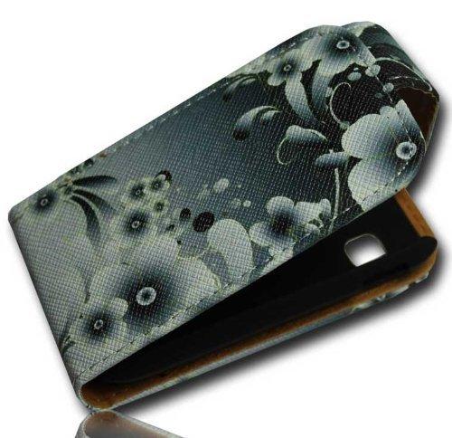 Handy Tasche Case Flip f. Samsung Galaxy Pocket GT-S5300 / Handytasche Schutzhülle JS M20