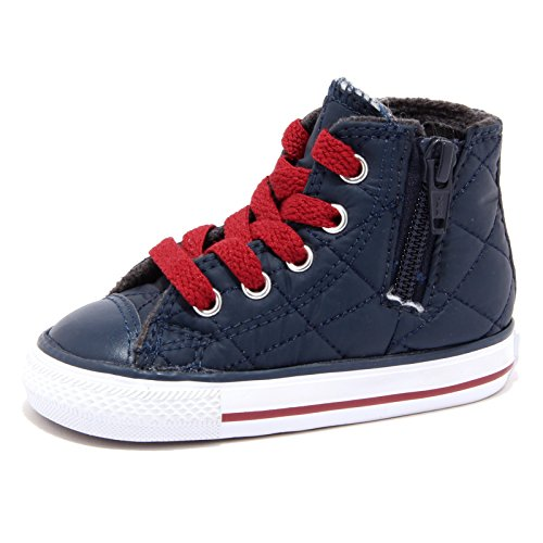 Converse - All Star Hi Side Zip Tex - B2 -, Homme