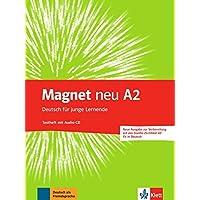 Magnet neu A2. Testheft + Audio-CD (Goethe-Zertifikat A2: Fit in Deutsch): Deutsch für junge Lernende