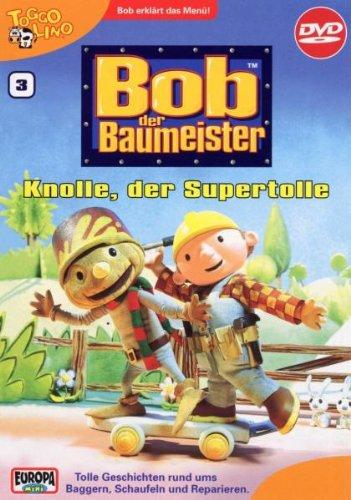 Bob, der Baumeister 03: Knolle, der Supertolle