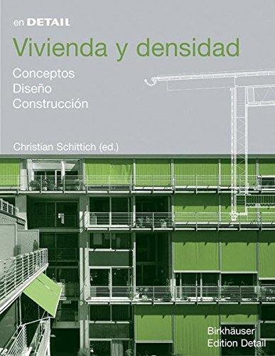 Vivienda y Densidad: Conceptos, Diseno, Construccion (Detail) (BIRKHÄUSER)