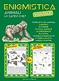 Enigmistica visuale. Animali. Lo sapevi che?