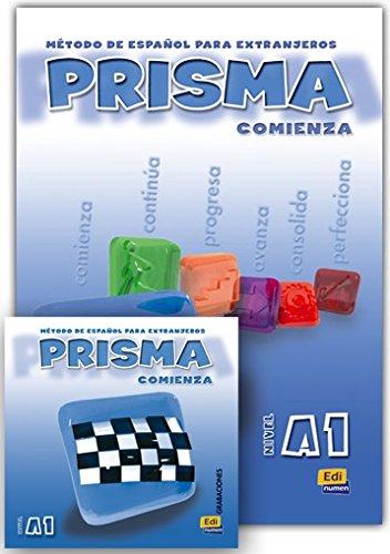 Prisma. A1. Comienza. Libro del alumno. Per le Scuole superiori. Con CD Audio: Prisma A1 Comienza - Libro del alumno+CD