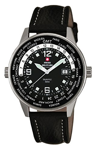 51U1OExaR6L - Swiss Military SM34007.03 By Chrono Mens watch