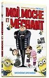 Moi, moche et méchant = Despicable me / un dessin animé réalisé par Chris Renaud et Pierre Coffin   Renaud, Chris