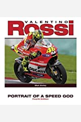 [ VALENTINO ROSSI PORTRAIT OF A SPEED GOD BY OXLEY, MAT](AUTHOR)HARDBACK Hardcover