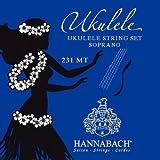 Hannabach 660641 Cordes pour Ukulélé