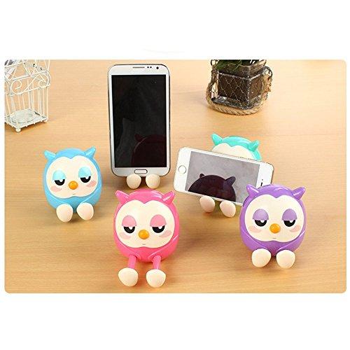 Aufbewahrungskiste Mini Owl Coin Bank Sparschwein Multifunktionale Geschenke Home Dekorationen Utensilientaschen für Kinderzimmer Aufbewahrungsbehälter mit Deckel -