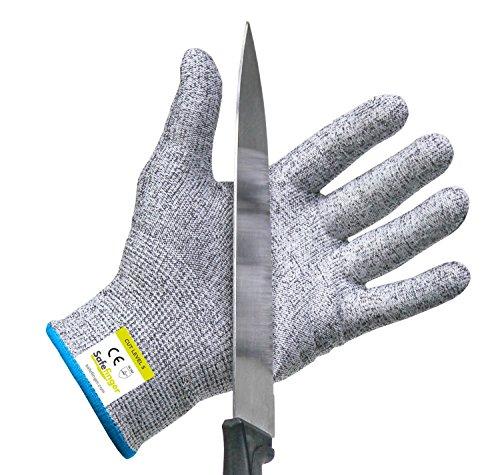Guantes anticorte para el hogar Safefinger (L)