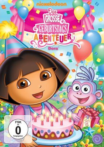 Dora - Das große Geburtstagsabenteuer