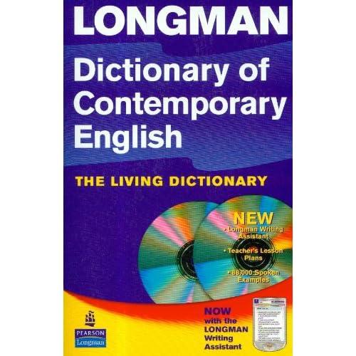 Longman Dictionary Of Contemporary English. The Living Dictionary. Con 2 Cd-Rom