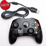 GOZAR Controller Joypad Gamepad Classico Nero Cablato per Console Xbox