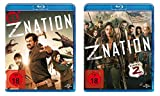 Z Nation - Staffel 1+2 im Set - Deutsche Originalware [8 Blu-rays]
